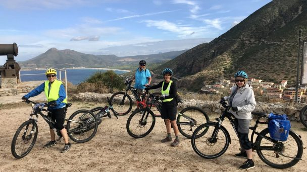Bike tours in Sardinia